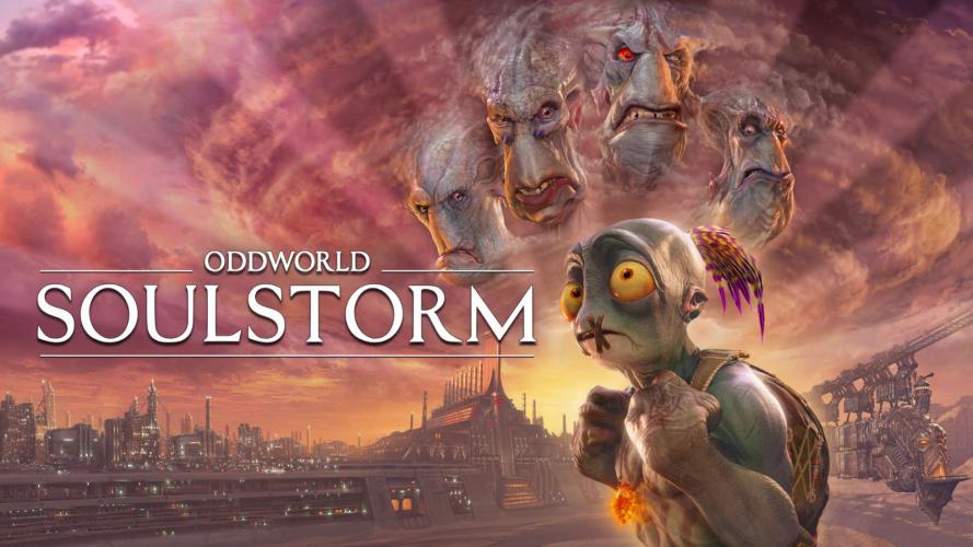 Oddworld: Soulstorm